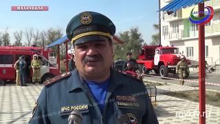 В Дагестане сошел с рельсов и опрокинулся плацкартный вагон. Учения МЧС продолжаются в республике