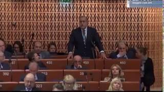 Дмитрий Азаров принимает участие в работе 34-й сессии Конгресса Совета Европы