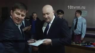 Руководители правоохранительных ведомств Мордовии соревновались в стрельбе