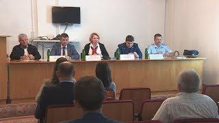 В Ольховском районе отмечается положительная динамика в сфере экологии
