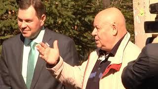 Депутаты Госдумы прибыли в Биробиджан для проведения выезного совещания(РИА Биробиджан)