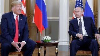 «Выкиньте этот шлак из головы». Как прошла встреча Путина с Трампом? Фрагмент Ньюзтока RTVI