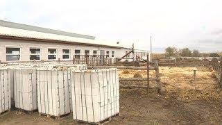 Иловлинский фермер строит молочный комплекс на средства гранта