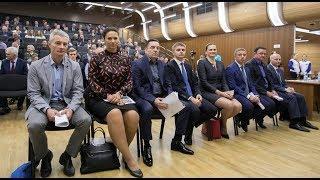 Кандидаты на пост директора депспорта Югры представили свои программы