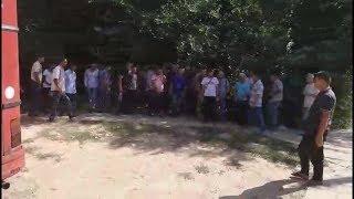 В Светлоярском районе задержаны нелегальные мигранты