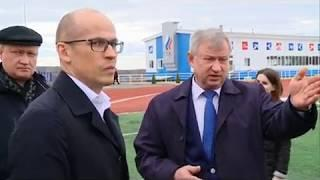 26 04 2018 Поездка Александра Бречалова в Сюмси