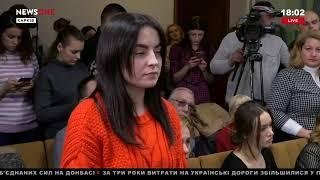 Суд Харькова заслушал родственников в деле о резонансном ДТП 06.03.18