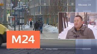 Снег может вернуться в столицу уже сегодня - Москва 24
