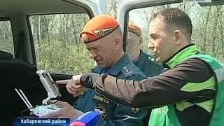 Вести-Хабаровск. Пожары на дачах
