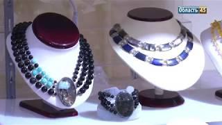 В Курган привезли украшения из венецианского стекла