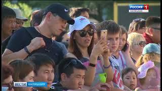 В Элисте прошел Открытый турнир по силовому экстриму «Медведь 2018»
