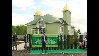 В Отрадном открылась первая соборная мечеть