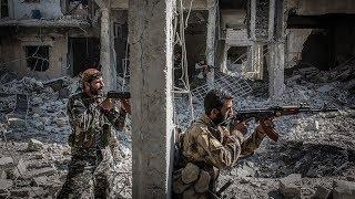 «Город призраков». В каком состоянии находится Ракка спустя год после освобождения