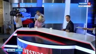 Виктор Томенко ответил на вопросы о программе «Молодая семья» и о квартирах сиротам