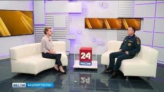 Сегодня в программе «Вести. Интервью» поговорим о системе безопасности в торговых центрах