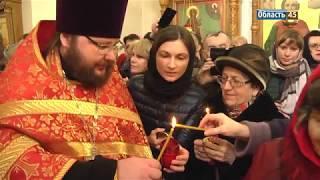 Курганцы прошли Крестным ходом в честь Пасхи