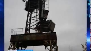 Следственный комитет возбудил уголовное дело по факту падения с башенного крана