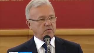 В краевом правительстве наградили победителей российского конкурса профессионального мастерства