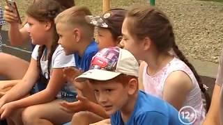 Спортивный праздник организовали для школьников с.Валдгейм росгвардейцы ЕАО(РИА Биробиджан)