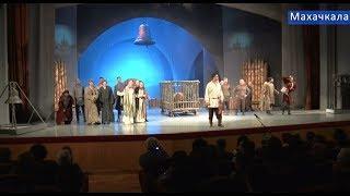 Международный фестиваль русских театров в Дагестане