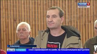 В Ковылкино прошел турнир по боевому самбо
