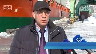 «Сергей Гаврилов» появился на Камчатке