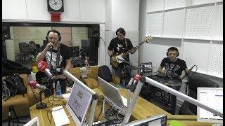 Музыканты из Нягани в прямом эфире исполнили песни и пообщались с журналистами радио «Югра»