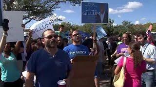 Флорида пересчитывает голоса