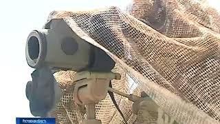 Снайперы Южного военного округа проводят масштабные тактические учения
