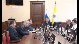 Губернатор Владимир Владимиров представил нового вице-премьера