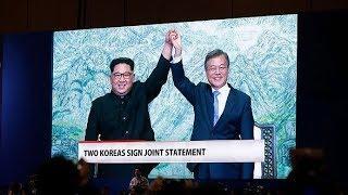 «Начало эпохи мира». Как проходило историческое примирение двух Корей