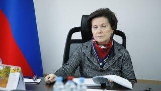 Н. Комарова выступит с докладом на заседании Совета по межнациональным отношениям при президенте РФ