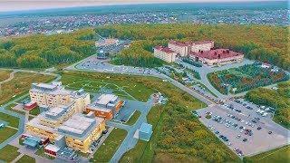 В. Путин и А. Моор обсудили строительство Медицинского города в Тюмени