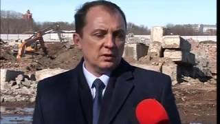 В Ярославле завершен демонтаж гостиницы «Чайка»