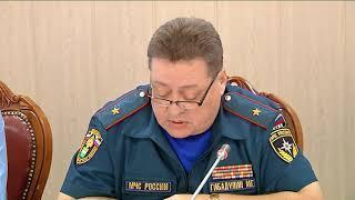 Оценил лично. Приамурье посетил министр МЧС России Евгений Зиничев