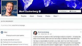 «Фейсбук» под следствием