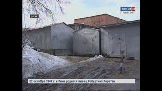 В чебоксарских дворах сносят бесхозные гаражи