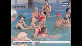 Безопасность на воде: в Новочебоксарске дошколят и школьников повсеместно обучают плаванию