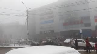 Пожарная тревога в ставропольском ТЦ «Москва» проводится по инициативе собственника
