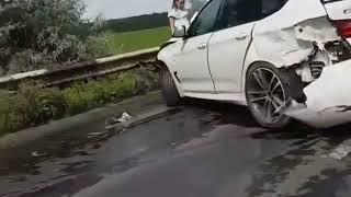 На об'їзній дорозі біля Чернівців сталася ДТП за участі трьох автівок