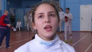Омские фехтовальщики сразились в чемпионате области