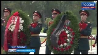 Память героев из КЧР увековечили в Ленинграде