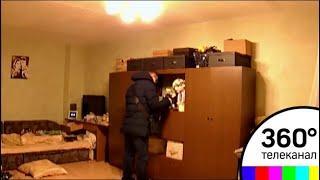 В Москве в руки полиции попался альпинист-домушник