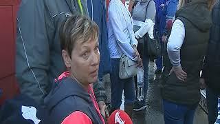 В Ярославле встретили туристов, попавших в ДТП в Краснодарском крае