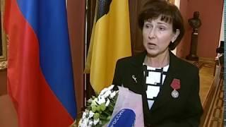 Губернатор Дмитрий Миронов вручил ярославцам государственные и региональные награды