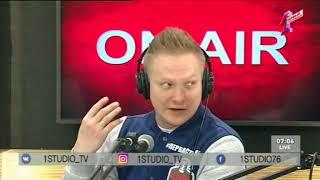 """Программа """"Первая студия"""" Эфир от 19.03.18: Робот или человек"""