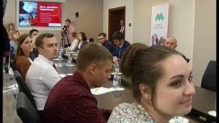 Губернатор Борис Дубровский поможет студентам и выпускникам вузов реализовать их идеи