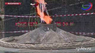 Бойцы Нацгвардии почтили память тех, кто погиб, защищая Родину
