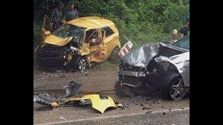 Двое погибших в результате ДТП в Ялте. За рулем был сотрудник ГИБДД.