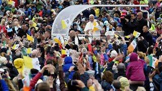 Беспрецедентное раскаяние Папы Римского